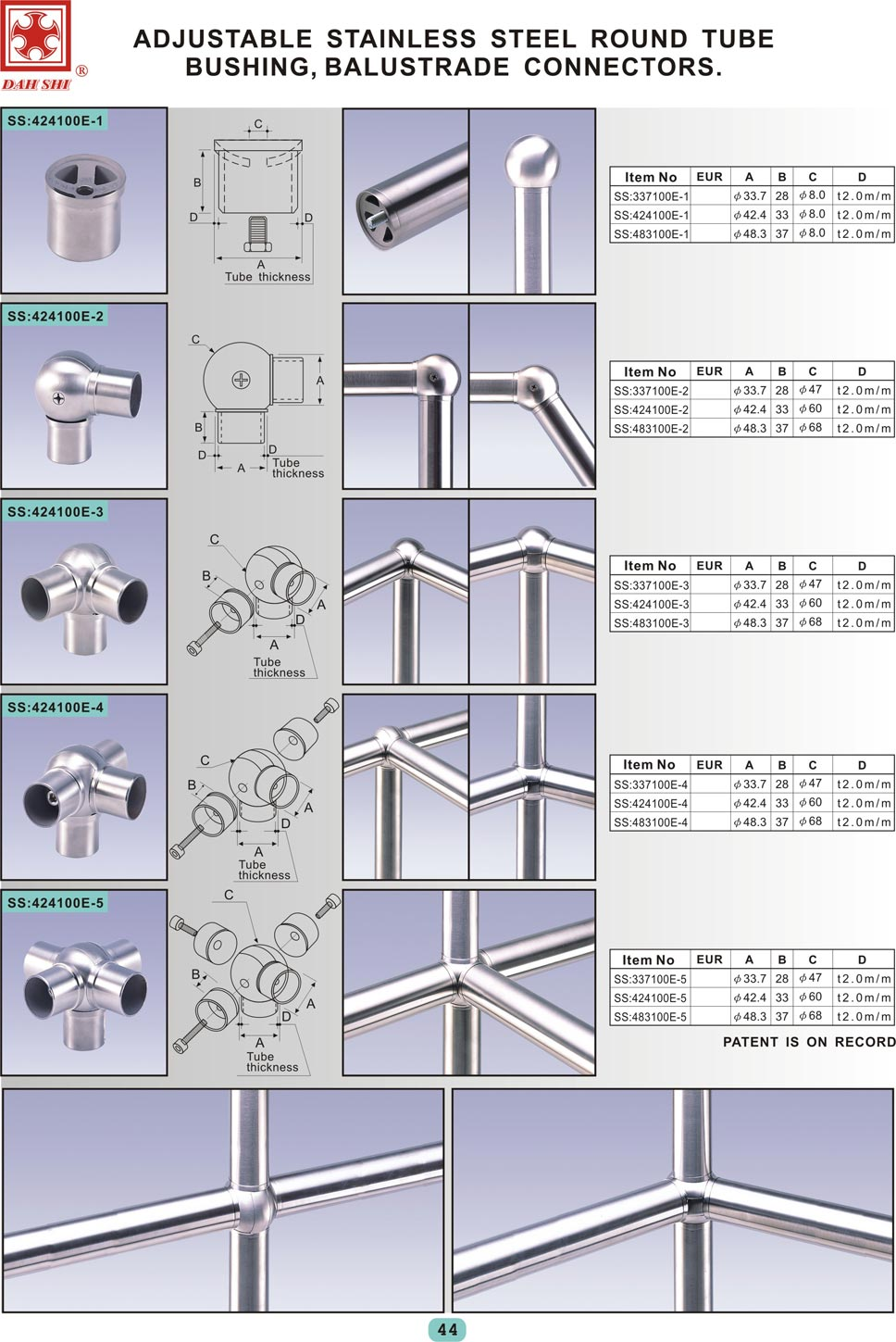 stainless steel tube catalogue pdf
